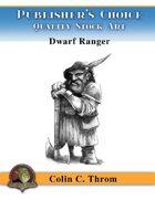 Publisher's Choice - Old School Fantasy! (Dwarf Ranger)