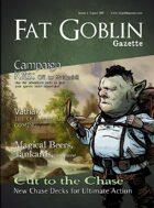 Fat Goblin Gazette #1