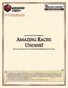 Amazing Races: Undine!