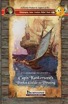 Cap'n Kankersore's Pocket Guide to Pirating (RCRF Charity Product)