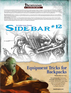 Sidebar #12 - Equipment Tricks for Backpacks!