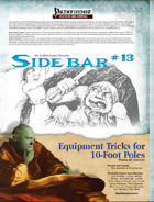 Sidebar #13 - Equipment Tricks for 10-foot Poles!