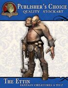 Publisher's Choice - Creatures A to Z: Ettin