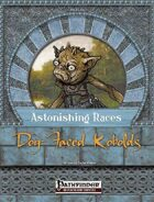 Astonishing Races: Dog-Faced Kobold