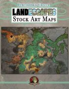 Publisher's Choice - LandEscapes: Stock Art Maps #1
