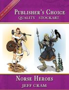 Publisher's Choice - Jeff Cram (Norse Heroes)