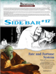 Sidebar #17 - Fate and Fortune for Pathfinder