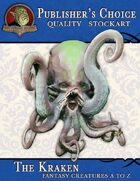 Publisher's Choice - Creatures A to Z: Kraken