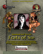 Feats of Sin