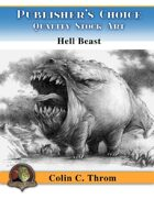 Publisher's Choice - Old School Fantasy! (Hell Beast)