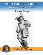 Publisher's Choice - Old School Fantasy! (Pirate Mage)