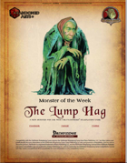 Monster of the Week - The Lump Hag