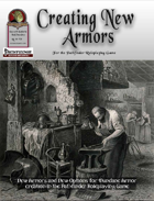 Fat Goblin Games Presents - Creating New Armors