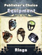 Publisher's Choice -Equipment: Rings