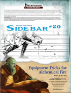 Sidebar #20 - Equipment Tricks for Alchemical Fire