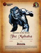 Monster of the Week - The Mahaha