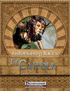 Astonishing Races: Catfolk