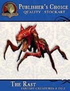 Publisher's Choice - Creatures A to Z: Rast