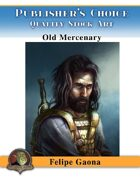 Publisher's Choice - Felipe Gaona (Old Mercenary)