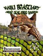 Kaiju Beastiary Kamon Free Sample