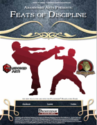 Feats of Discipline