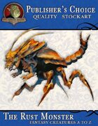 Publisher's Choice - Creatures A to Z: Rust Monster