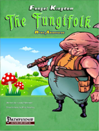 8-Bit Adventures - The Fungifolk!