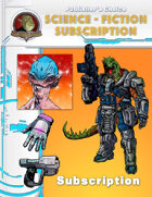 Publisher's Choice - Science Fiction: Subscription