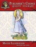 Publisher's Choice - Master Illustrations (Elven/Fae Girl)