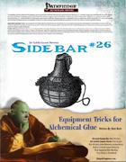 Sidebar #26 - Equipment Tricks for Alchemical Glue