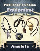 Publisher's Choice -Equipment: Amulets