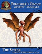 Publisher's Choice - Creatures A to Z: Stirge