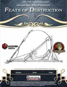 Feats of Destruction