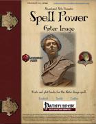 Spell Power: Enter Image