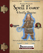Spell Power: Ghostly Disguise