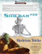 Sidebar #30 - Skeleton Tricks