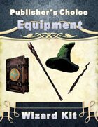 Publisher's Choice -Equipment: Wizard Kit