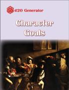 D20 Generator: Character Goals