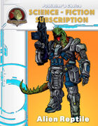 Publisher's Choice -Science Fiction: Alien Reptile (race)