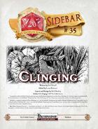 Sidebar #35 - Clinging