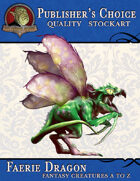 Publisher's Choice - Creatures A to Z: Faerie Dragon