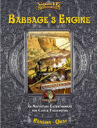 Castle Falkenstein: Babbage's Engine