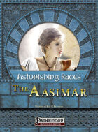Astonishing Races:The Aasimar