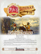 Sidebar #39 - Party Themes