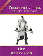 Publisher's Choice - Orc (Jeffrey Koch)