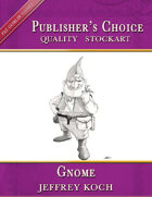 Publisher's Choice - Gnome (Jeffrey Koch)