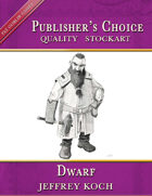 Publisher's Choice - Dwarf (Jeffrey Koch)