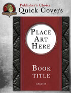 Publisher's Choice: Quick Covers #12
