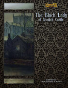 Castle Falkenstein: The Black Lady of Brodick Castle: An Adventure Entertainment