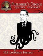 Publisher's Choice - H. P. Lovecraft Portrait